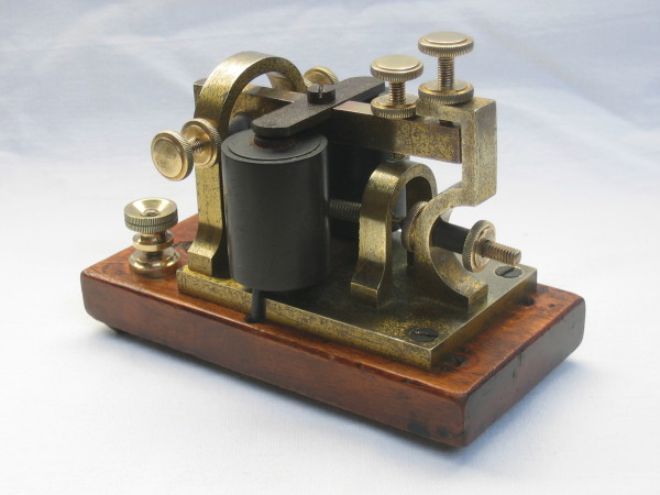on australian telegraph instruments, a link can be found on my links  page  the above information was sourced from an article in mm 89 written by  ron and
