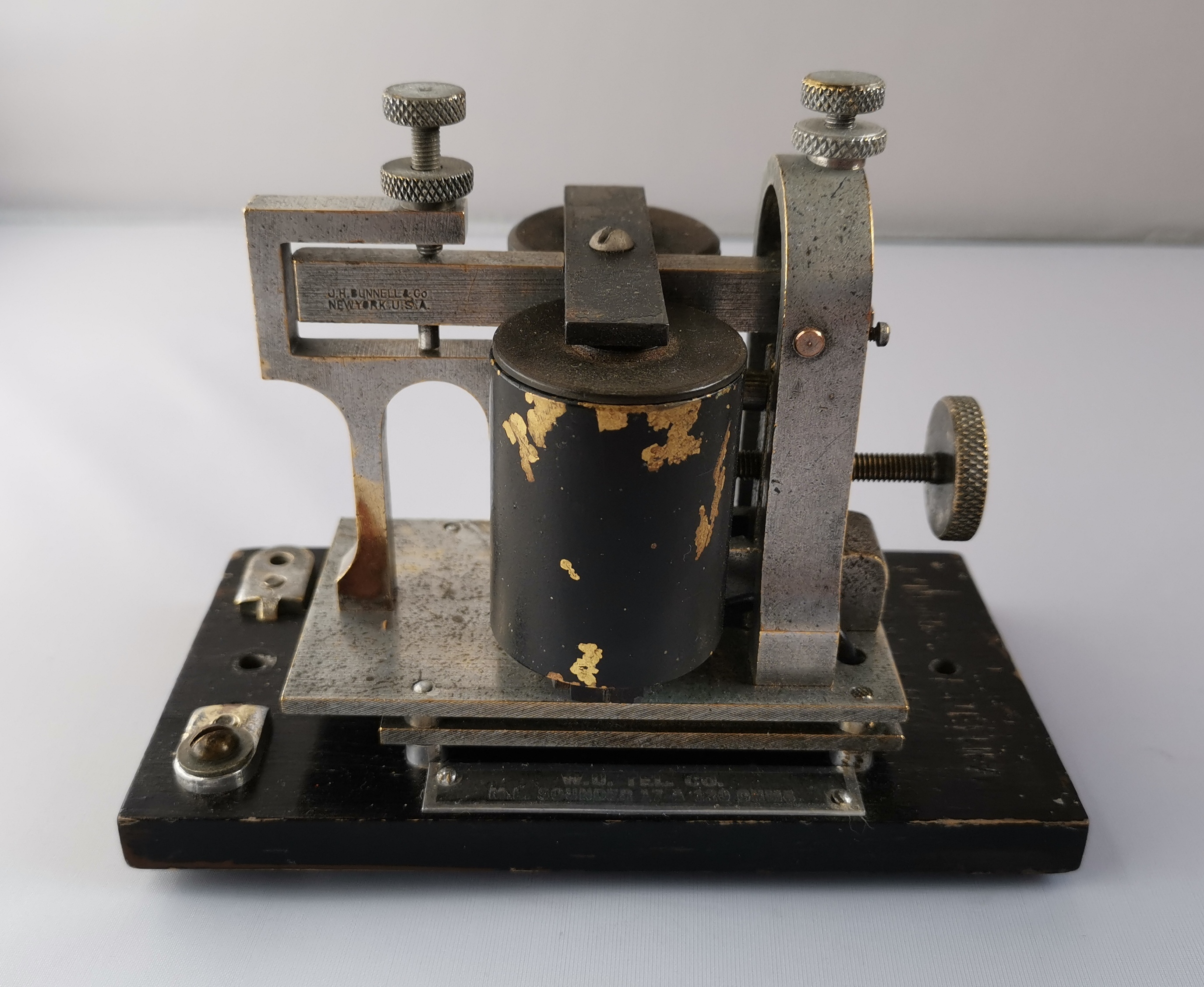 Morse Telegraph Key Collection on